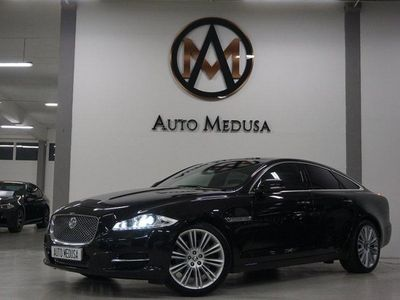 begagnad Jaguar XJ Portfolio 5.0 V8 Automatisk, 385hk