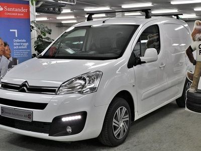 begagnad Citroën Berlingo Van 1.6 BlueHDi EU6 Appel Ca