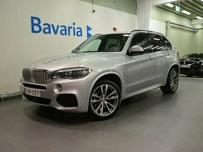 begagnad BMW 700 X5 xDrive 40d M Sport Värmare Head Up Drag 2016, SUV Pris 478kr