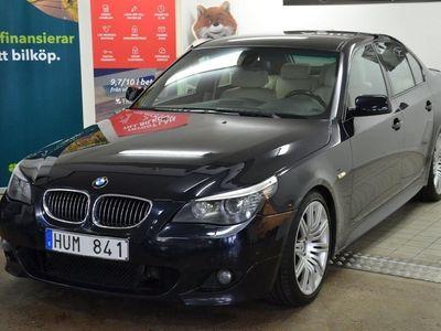 begagnad BMW 550 iA M Sport LCI 367hk Sv-Såld 2 Ägare