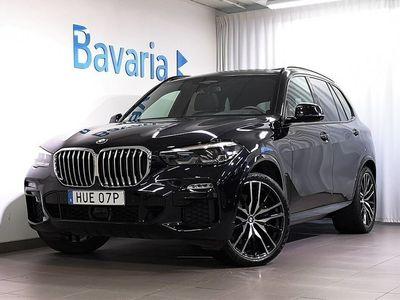 begagnad BMW X5 xDrive40i 40i M-sport Innovation Winter Travel Nypris 996 200 kr