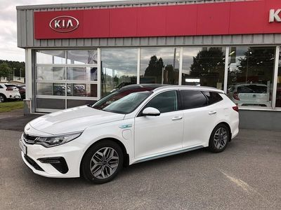 begagnad Kia Optima Hybrid SW Plug-In plus 2 / V-Hjul