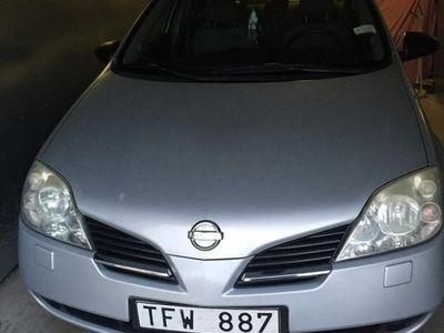 begagnad Nissan Primera sedan 1.8
