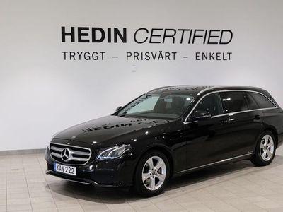 begagnad Mercedes E220 d 4MATIC 9G-Tronic, 194hk