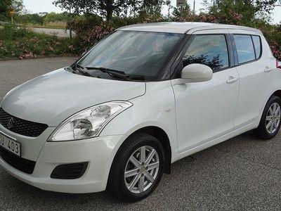 used Suzuki Swift 1.2 4x4 Exclusive (4WD+94hk) -12