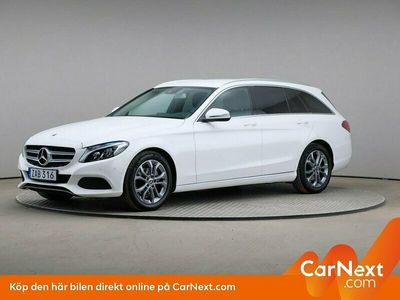 begagnad Mercedes C180 C KlasseT Avantgarde SE-Edition Aut Premium