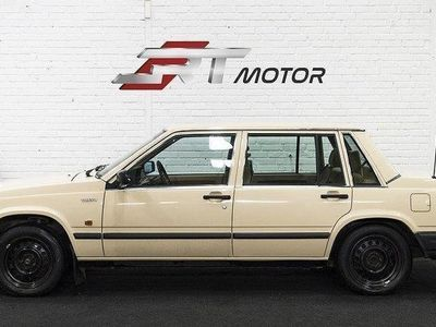 begagnad Volvo 744 2.3 116hk Manuell
