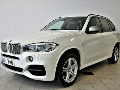 begagnad BMW X5 M50d F15 Steptronic M Sport Euro 6 381hk