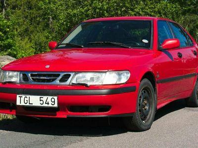 begagnad Saab 9-3 SPORT E 5D 2.0T