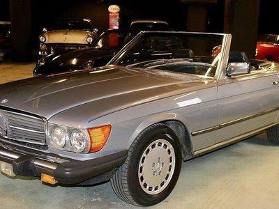 begagnad Mercedes SL380 -84