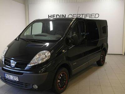 gebraucht Nissan Primastar Primastar 2,0Dci 114hk 1st service ingår