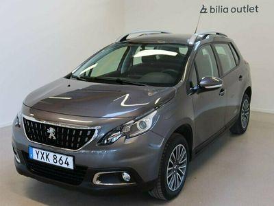 begagnad Peugeot 2008 1.2 VTi Allure M-Värmare / Bluetooth / Euro 6