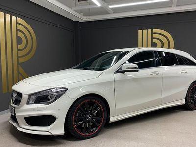 begagnad Mercedes 250 CLA Benz4MATIC Shooting Brake AMG Sport 2016, Sportkupé Pris 268 900 kr