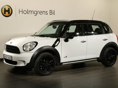 brugt Mini Cooper D Countryman ALL 4 Chili