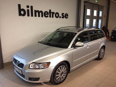 begagnad Volvo V50 D2