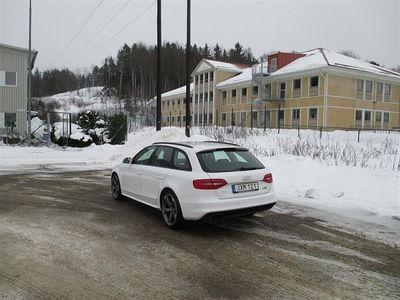 begagnad Audi A4 Avant 2.0 TDI / 150 Hk Quattro