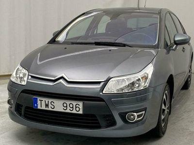 begagnad Citroën C4 1.6 BioFlex
