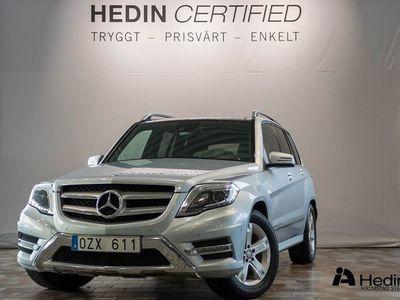 begagnad Mercedes GLK220 CDI 4MATIC // Bränslevärmare & Dragkrok //