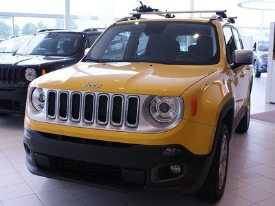 begagnad Jeep Renegade Limited 2.0MJT | NAVI | AWD