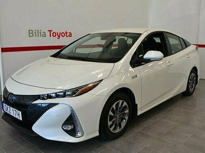 begagnad Toyota Prius Plugin Hybr Nav Skinn Vhjul Motorvärmare 2019, Halvkombi Pris 275 000 kr