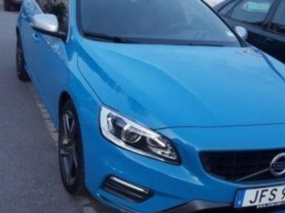 begagnad Volvo S60 D4 Diesel 181HK R-Design Euro 6 -15