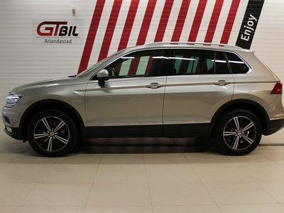 begagnad VW Tiguan 1,95% SOMMARKAMPANJ! 2.0 TDI SCR 4Motion Premium GT Eu6 1