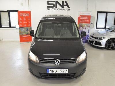 begagnad VW Caddy Maxi 2.0TDI 4Motion DSG Sekv -11