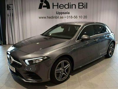 begagnad Mercedes A250 A BenzE Plug-in hybrid AMG-paket 2020, Halvkombi Pris 369 900 kr