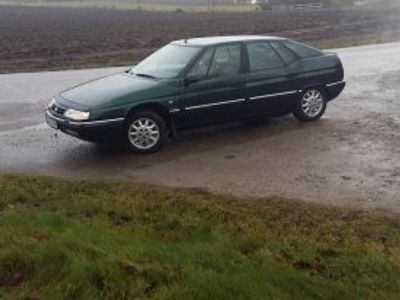 begagnad Citroën XM Exclusive -99
