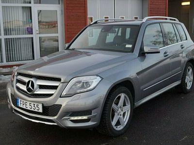 begagnad Mercedes GLK220 CDI Drag 170hk