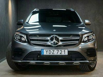 begagnad Mercedes GLC350 4M 7G-Tronic Plus AMG Sport Panorama