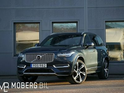 begagnad Volvo XC90 T8 TwEn 392hk AWD Inscription 7-sits Pano HUD