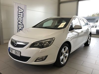 begagnad Opel Astra Sports Tourer 1.7 CDTI 110hk Dragkrok