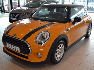 begagnad Mini Cooper 3d Pepper / Visual Boost / 16""