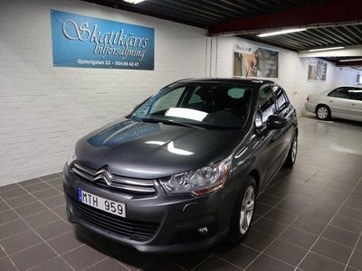 used Citroën C4 1.6 e-HDi Airdream EGS 110hk