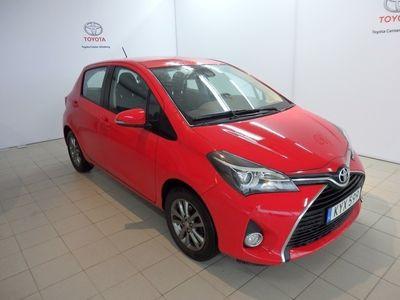 brugt Toyota Yaris 1.33 Dual VVT-i