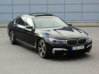 begagnad BMW 730L d xDrive Ld Steptronic M Sport, Executive Euro 6 265hk