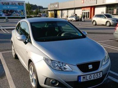begagnad Seat Ibiza 3-dörrar 1.2 TSI 105hk / Lågmil -11
