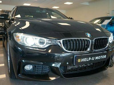 begagnad BMW 420 Gran Coupé d M Sport Steptronic Navi Dragkrok 190hk