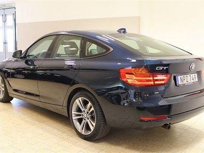 begagnad BMW 320 Gran Turismo d F34, SV-Såld, Sport-line -15