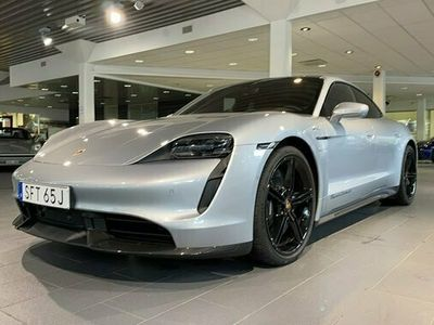 begagnad Porsche Taycan Turbo S Se Spec 2021, Personbil Pris 1 995 000 kr