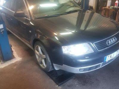 used Audi A6 2.7t -00
