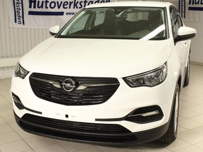 begagnad Opel Grandland X Enjoy 1.2T/130hk M6