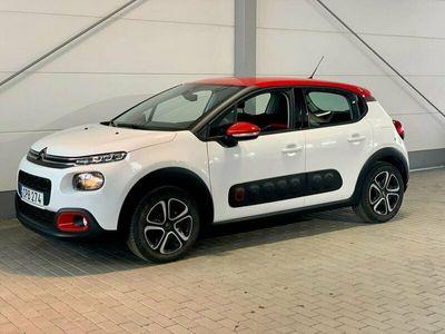 begagnad Citroën C3 1,2 PureTech 82 Hk FEEL