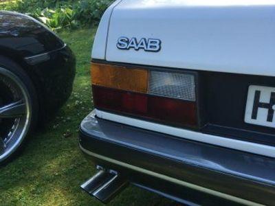 gebraucht Saab 900 Cabriolet T -87