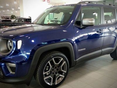 begagnad Jeep Renegade 1,3 GSE 150CV T4 DDCT E6 S&S LIMITED FWD