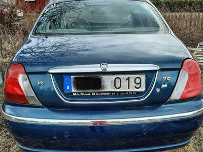 begagnad Rover 75 2,5