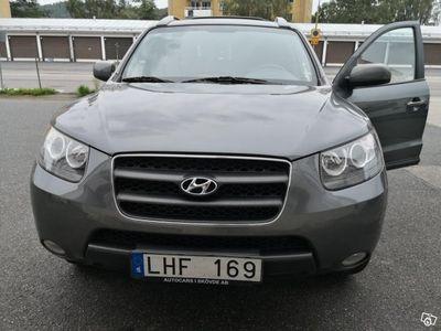 begagnad Hyundai Santa Fe 2.2 CRDi (Grå) AWD -08