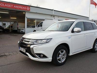 begagnad Mitsubishi Outlander P-HEV 2.0 Hybrid 4WD EU6