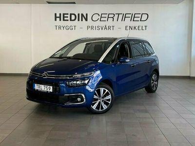 begagnad Citroën Grand C4 Picasso 1.6 BlueHDi EAT 120hk *V - hjul*